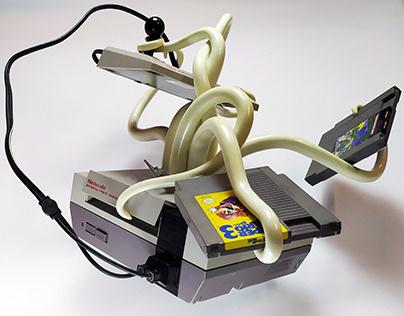 Tentacle - Nintendo // NES #02