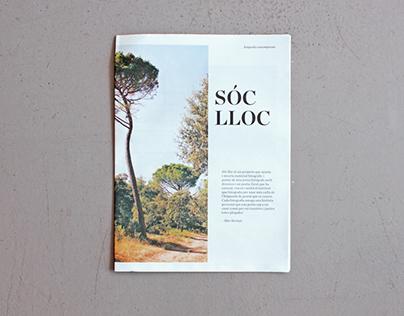 SÓC LLOC by Publications for Pleasure