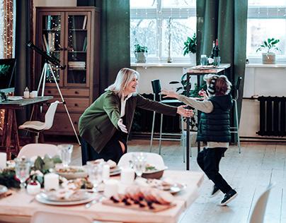 Mistletoe Lightroom Mobile Presets Photoshop Actions