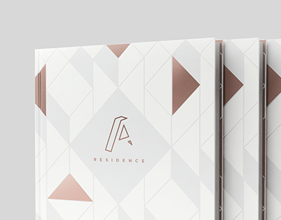 A-Residence Book. Born of Architecture