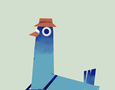 Tourist Pigeon
