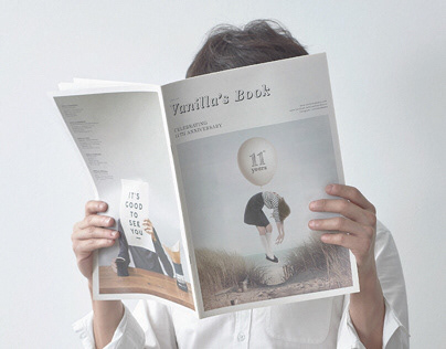 VANILLA'S BOOK