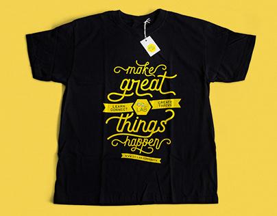 Make Great Things Happen