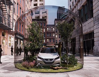 Nissan Leaf Statement Concept
