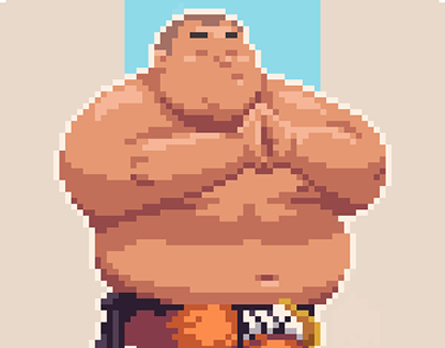 Daily pixel challenges