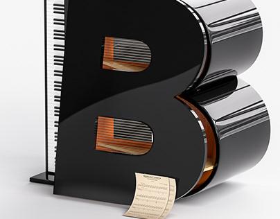 Full CGI Beethoven Piano