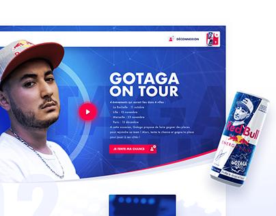 Redbull — Gotaga on Tour