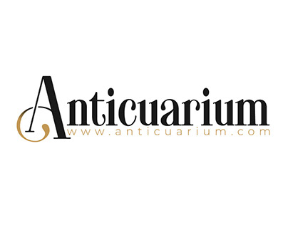 Anticuarium // Branding - Website