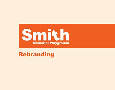 Smith Memorial Rebrand