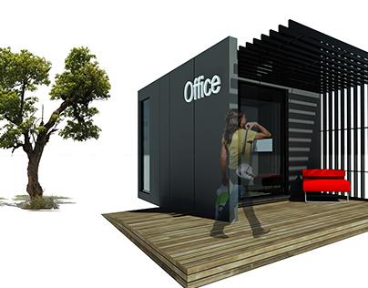 TreeHouse SPOT office