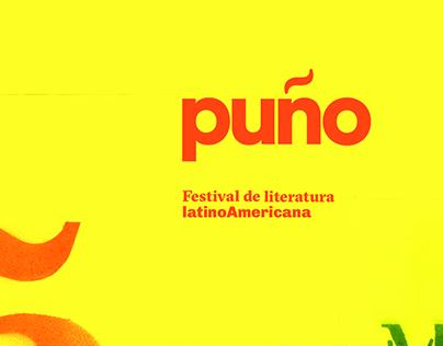 Puño - Festival de literatura Latinoamericana
