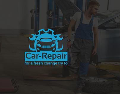 Car Repair Logo Design
