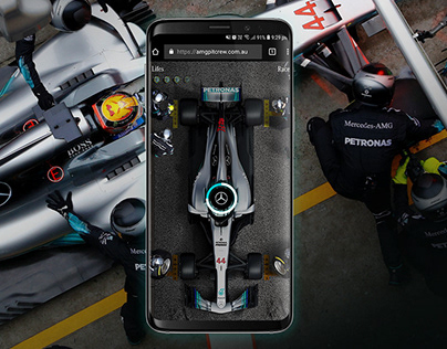 Mercedes-AMG Petronas Pit Crew Game