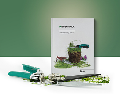 Greenmill calendar project