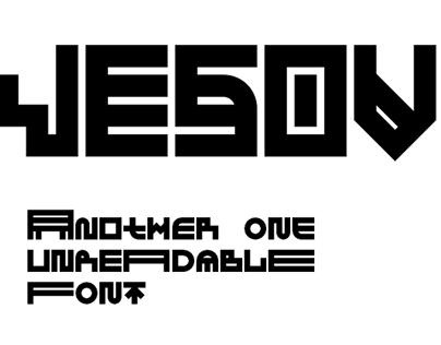 Nesovremenny - free display font