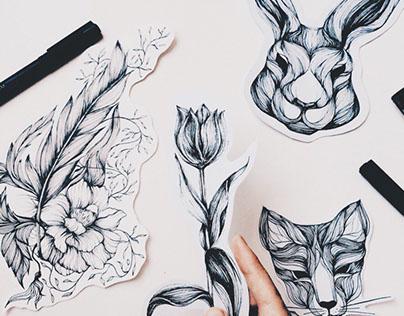 Uncommon Sketches