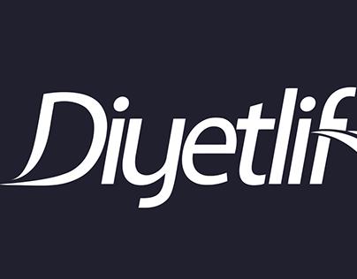 Diyetlif Logo Design