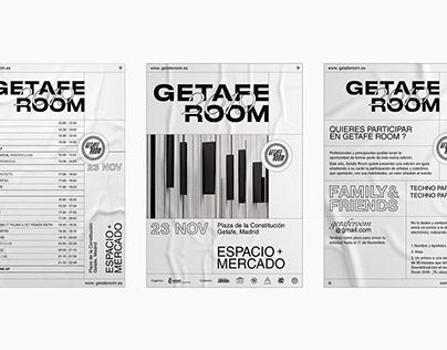 Getafe Room 2019