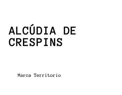 Alcúdia de Crespins. Marca Territorio.