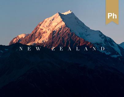 New Zealand - Venture South