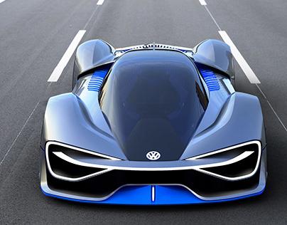 2030 Volkswagen ID R Concept