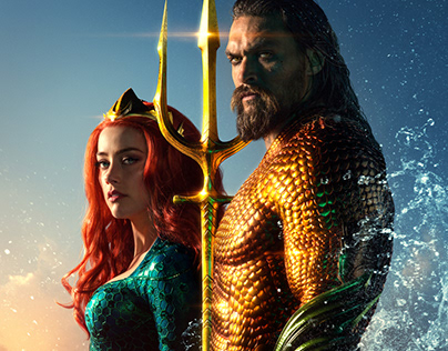 Aquaman Key Art