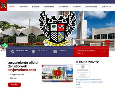 Sitio Web - soyjaveriano.com