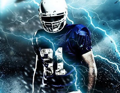 Thunder Photo Template