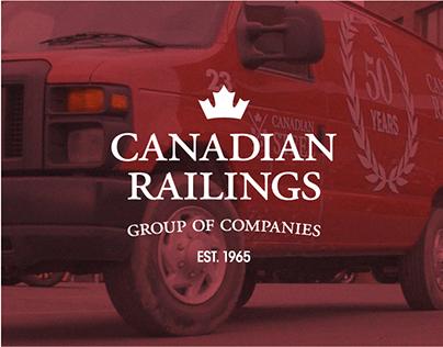 Canadian Railings