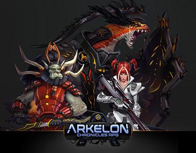 Arkelon Chronicles RPG