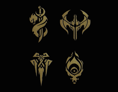 Icon Concepts (League of Legends)