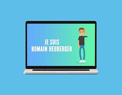 CV Vidéo Romain Heuberger