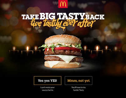 McDonald's | Big Tasty Integrated Campaign