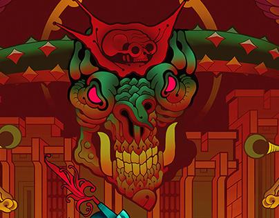 Medieval Doom Poster