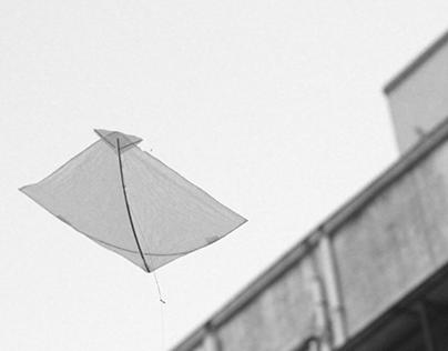 कटी पतंग