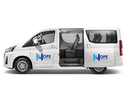 Hope Logistics Branding