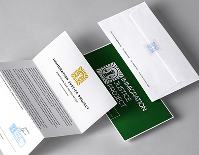 Immigration Justice Project | Branding
