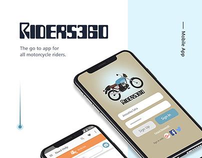 Rider's 360
