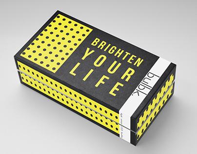 Light Bulb - Package Design