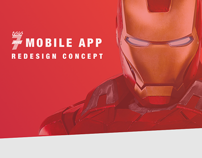 Redesign concept Appli