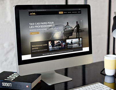 TAXI VIP website