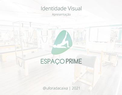 Identidade Visual - Espaço Prime