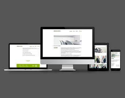 OBREMBA & PARTNER – Website Relaunch