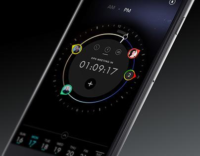 Dials Calendar Mobile App