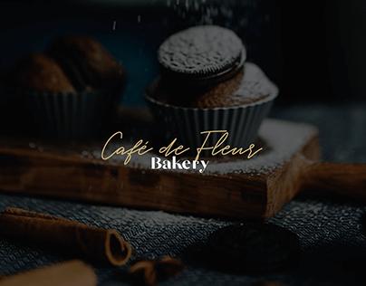 Café de Fleur Bakery | Logo & Branding