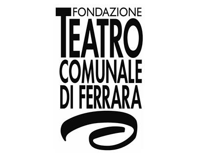 Teatro Comunale di Ferrara   Affissioni