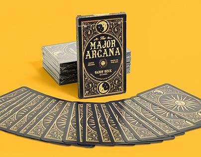 The Major Arcana Tarot Deck