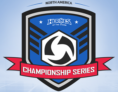 Heroes of the Storm - Tournament Logo Design