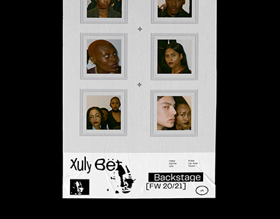 Xuly Bet - Backstage Artwork