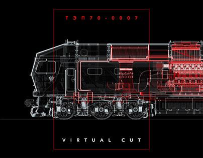 TEP 70-0007 || Virtual cut